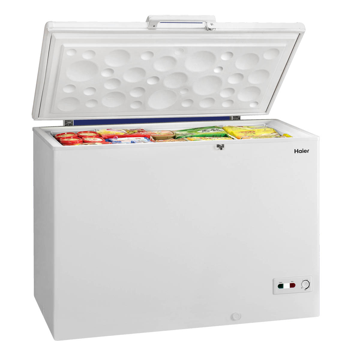 Haier Deep Freezer Single Door Hard Top Convertible Hcc